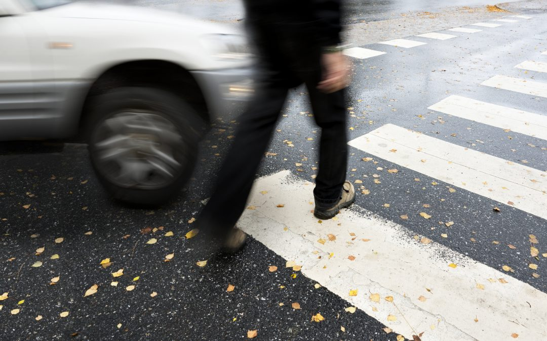 What To Do as a Pedestrian If Hit by a Vehicle