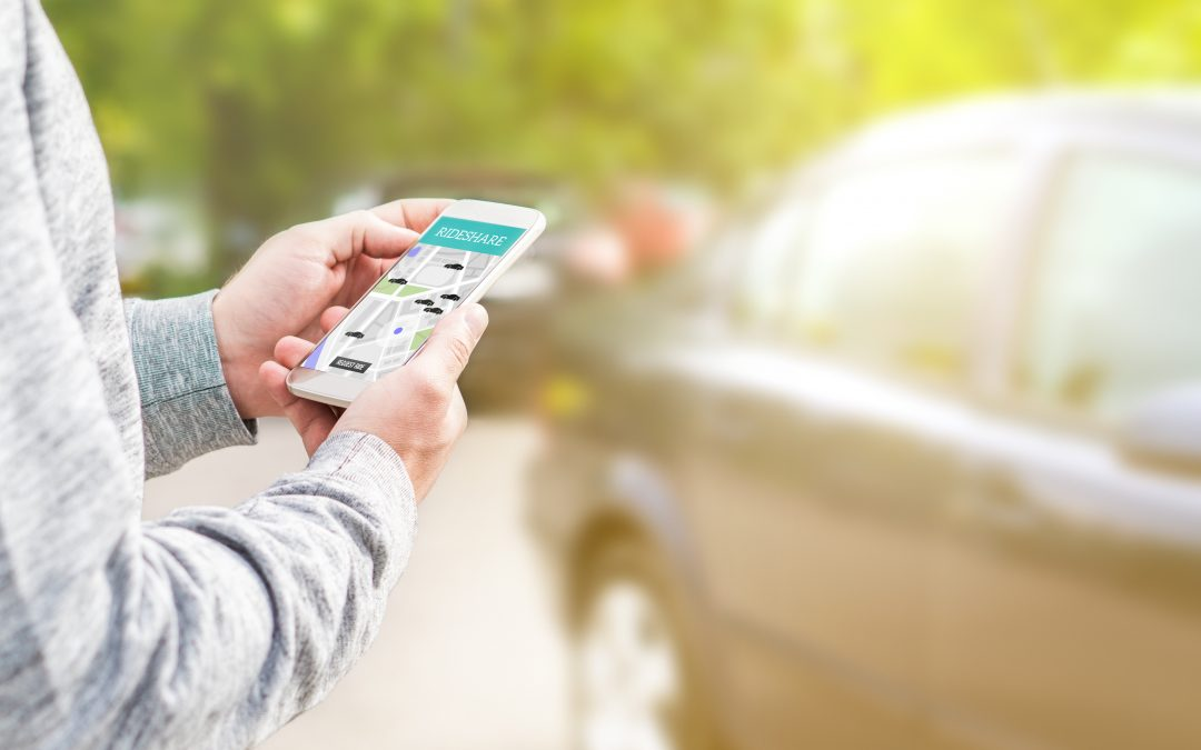 What To Do If You're In a Rideshare Accident