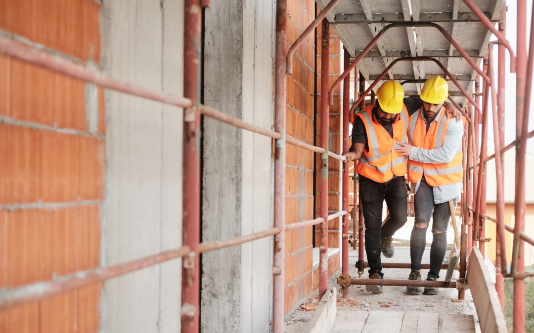 Life Safety Tips From a Construction Site